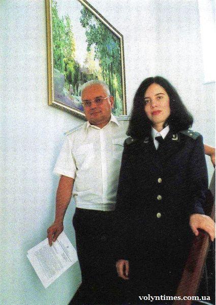 Бондарчук Олександр Андрійович і Бондарчук Ольга Олександрівна