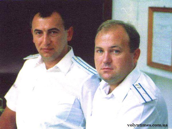 Веніславський Вадим Володимирович і Веніславський Сергій Володимирович