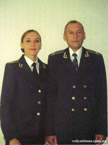 Гаврилюк Віктор Іванович та Артиш Надія Вікторівна