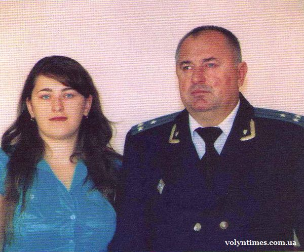 Лебедюк Володимир Савович і Лебедюк Тетяна Володимирівна