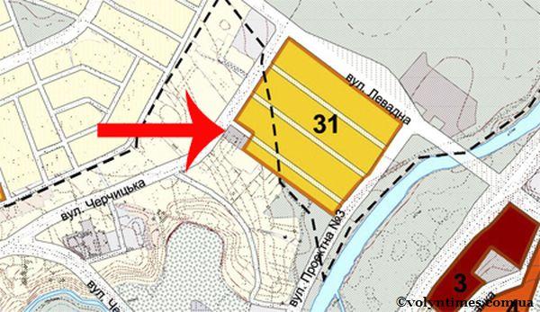 Земельні ділянки передбачені під індивідуальну житлову забудову, згідно Генерального плану (в існуючих межах міста)