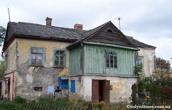 Пам'ятка національного значення Будинок Пузин конає на очах