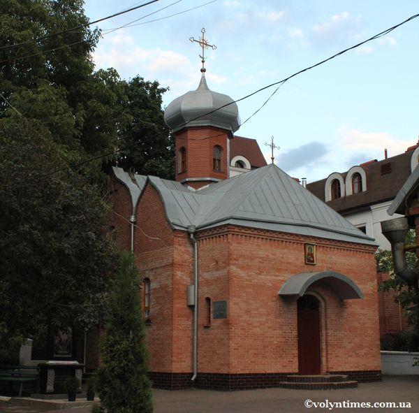 Самочинно, без жодного дозволу збудована каплиця в охоронній зоні пам'ятки національного значення Покровської церкви