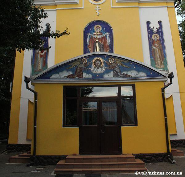 Так виглядає пам'ятка національного значення XIV ст. Покровська церква