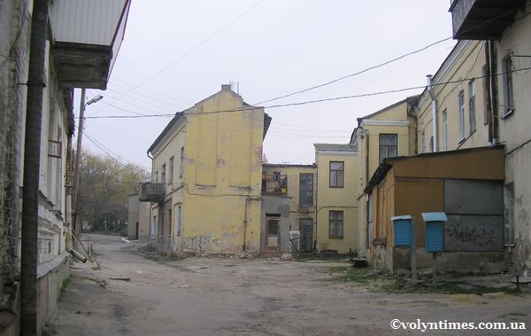 Вулиця Горького (П'ятницька гірка)
