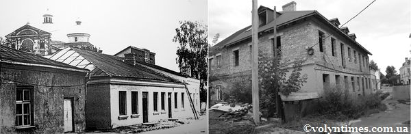 Памятки на вул. Драгоманова, 19, 21 (колись і сьогодні)