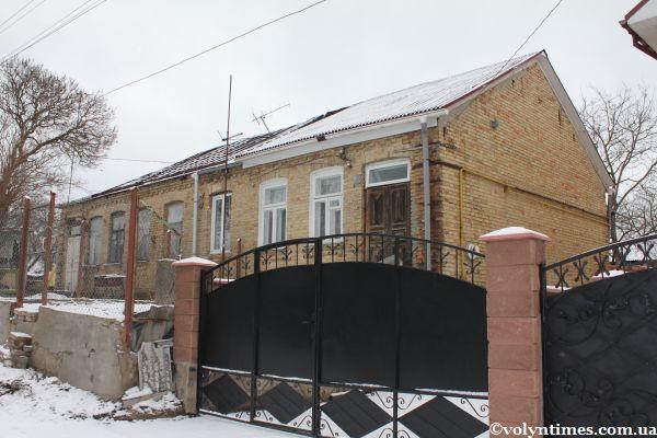 """Будинок """"нетинькований""""на вулиці Пролетарській"""