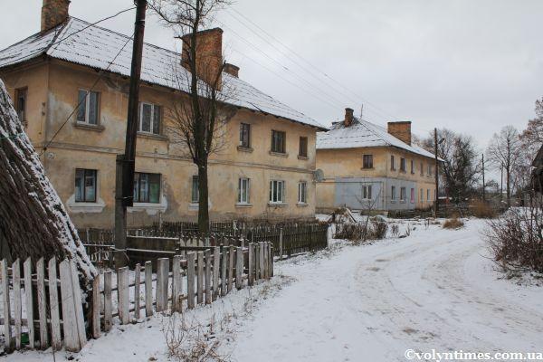 Будинки на вулиці Пролетарській