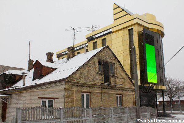 Архітектурна еклектика на вулиці Фабричній