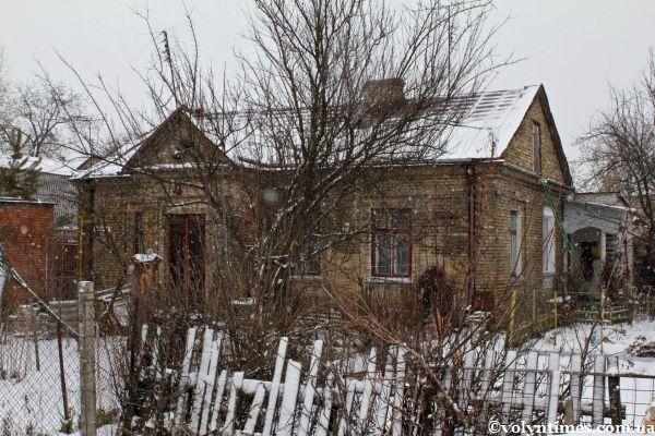 """Будинок """"нетинькований""""на вулиці Жовтневій"""