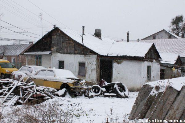 Будинок на вулиці Жовтневій