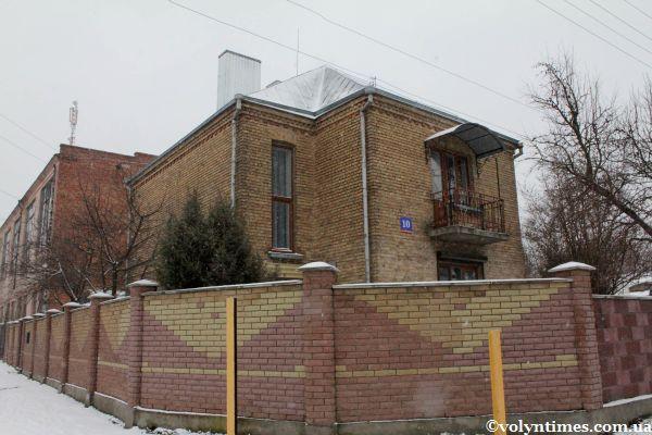 Будинок на вулиці Фурманова,10