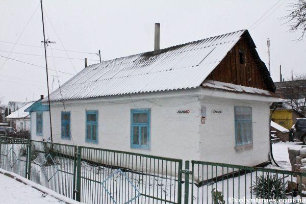 Будинок поч. ХХ ст. на вулиці Макарова, 60