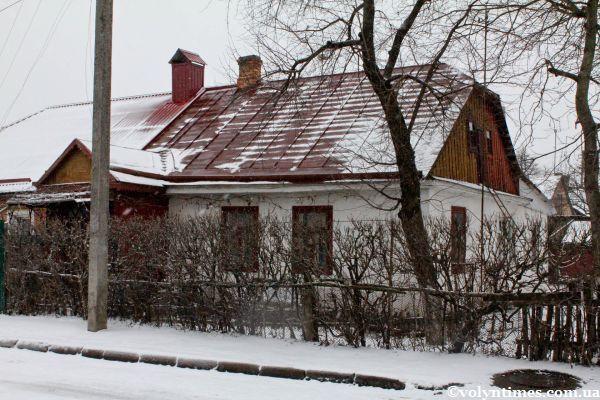 Будинок на вулиці Міліційна