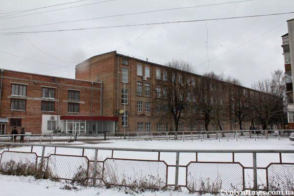 """Виробничий корпуси заводу """"Електротермометрія"""". Друга половина ХХ ст."""