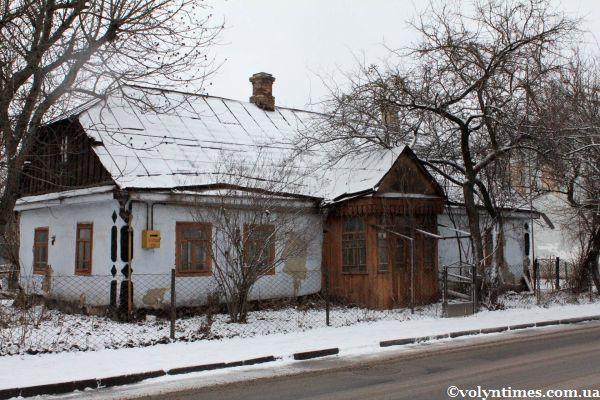 Будинок поч. ХХ ст. на вулиці Шевченка, 56