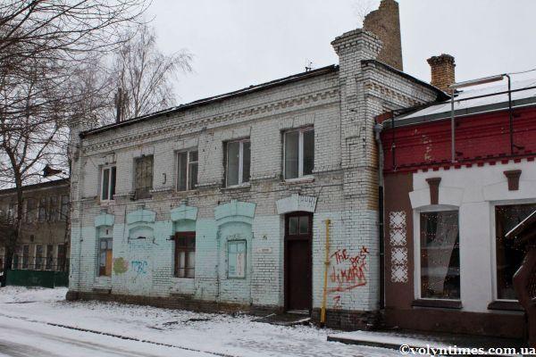 Будинок поч. ХХ ст. на вулиці Янки Купали, 42
