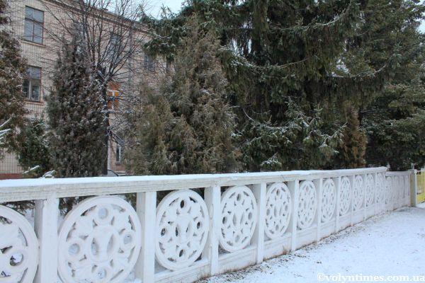 Корпус обласної інфекційної лікарні на вулиці Шевченка, 30