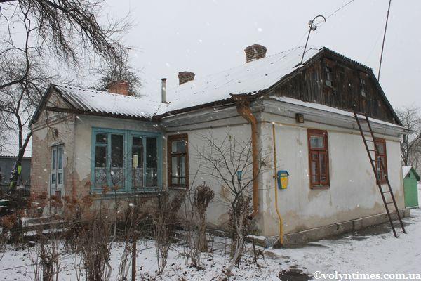 Будинок на вулиці Львівській