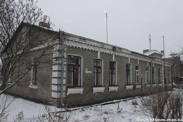 Будинок на вулиці Ковельській