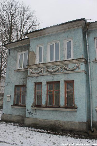 Ризаліт будинку другої половини ХХ ст.  на вулиці Ковельській, 47