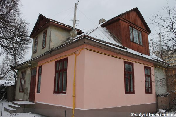 Садиба на вулиці Шевченка, 25