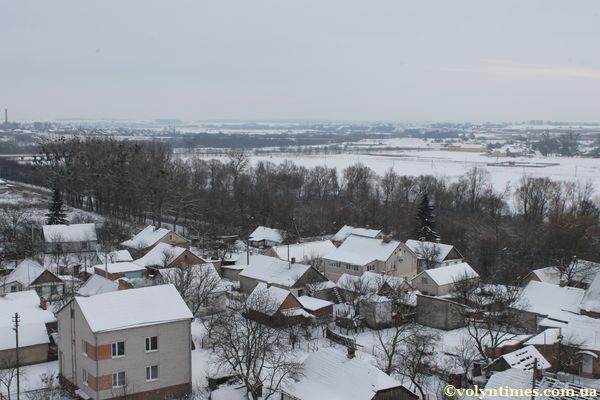 Колишнє село Дворець. Фото І.Шворака