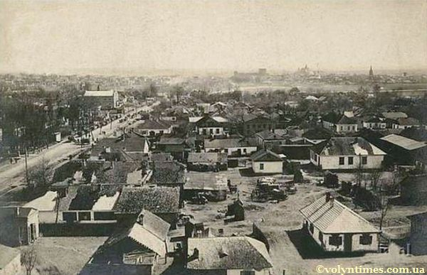 Село Красне поч.ХХ ст.