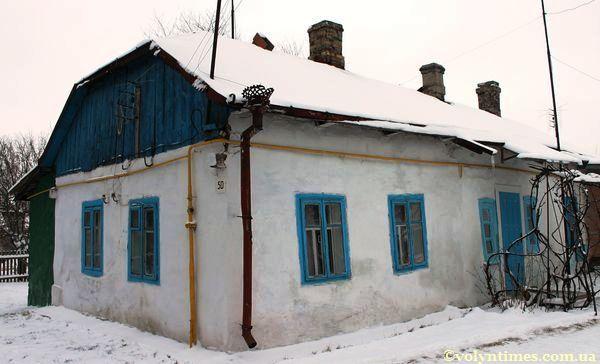 Будинок в нинішньому районі Теремно. Фото І.Шворака