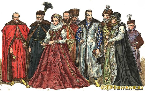 Знатна шляхта 1576-1586 р.р.