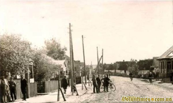 Забрукована вул Дальницька