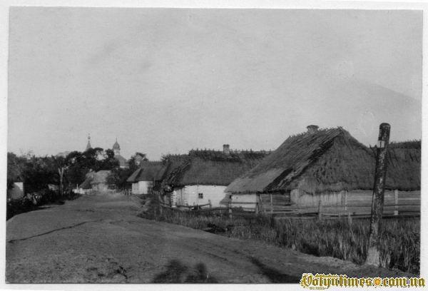 Околиці міста 1929 рік, фотограф S.Boching