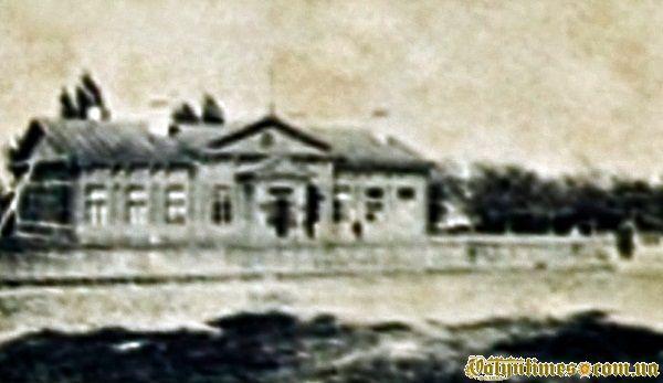 Вокзал ст. Кременець Поч. ХХ-ст